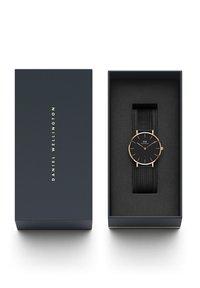 Daniel Wellington - PETITE ASHFIELD 32MM - Horloge - black - 3