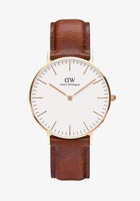 Daniel Wellington - CLASSIC ST MAWES 36MM - Watch - rose gold-coloured - 2