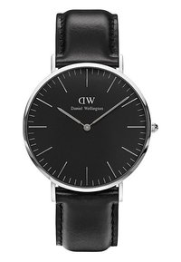 Daniel Wellington - CLASSIC SHEFFIELD 40M - Watch - silver - 0