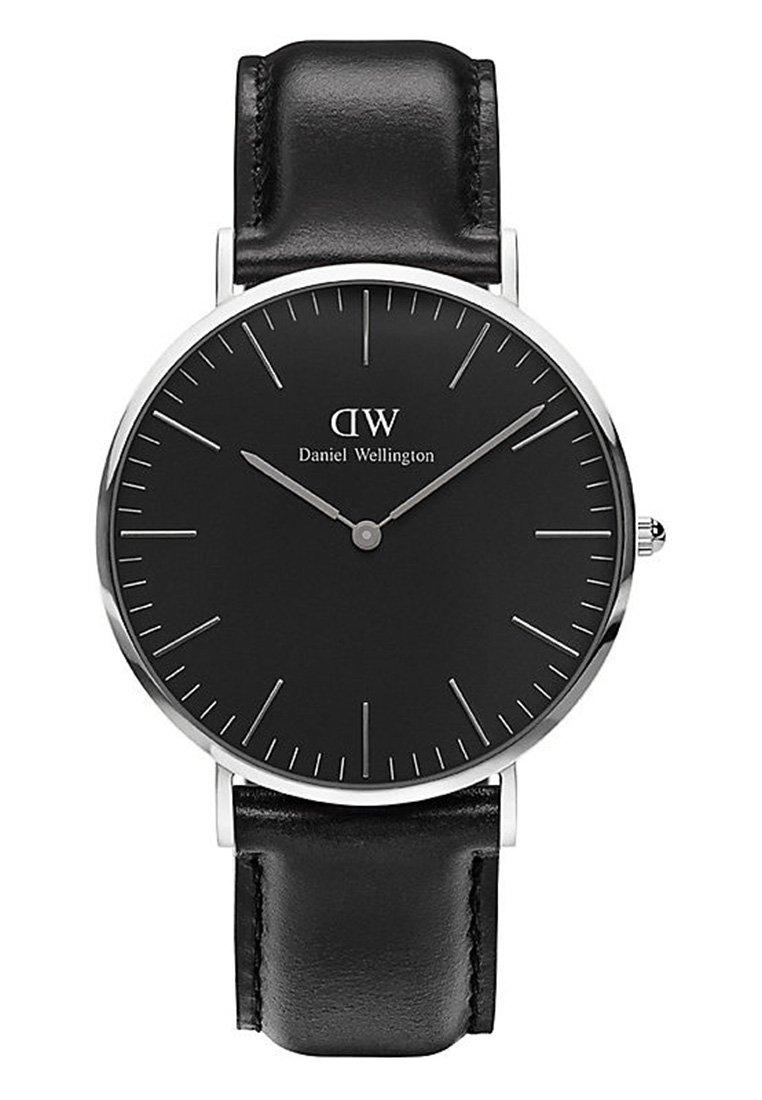 Daniel Wellington - CLASSIC SHEFFIELD 40M - Watch - silver