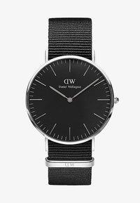 Daniel Wellington - CLASSIC CORNWALL 40MM - Watch - silver - 0