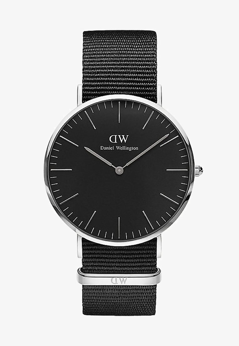 Daniel Wellington - CLASSIC CORNWALL 40MM - Watch - silver