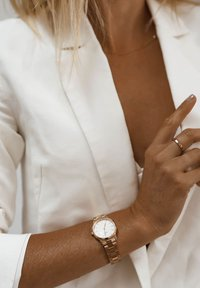 Daniel Wellington - ICONIC LINK 28mm - Watch - rose gold - 0