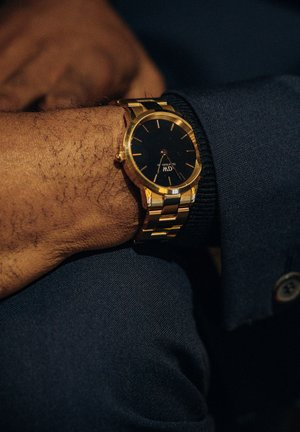 ICONIC LINK 40MM - Watch - rose gold