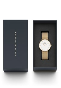 Daniel Wellington - PETITE EVERGOLD 36MM - Watch - gold - 1