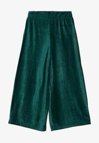 D-XEL - SURI - Pantalon classique - bug green - 2