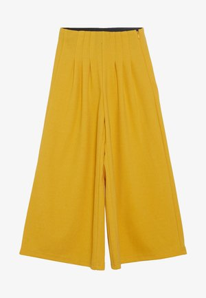 FRANCES - Pantaloni - yellow