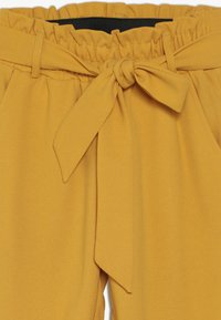 D-XEL - MALISSA - Spodnie materiałowe - yellow - 3