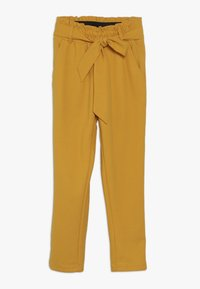 D-XEL - MALISSA - Spodnie materiałowe - yellow - 0