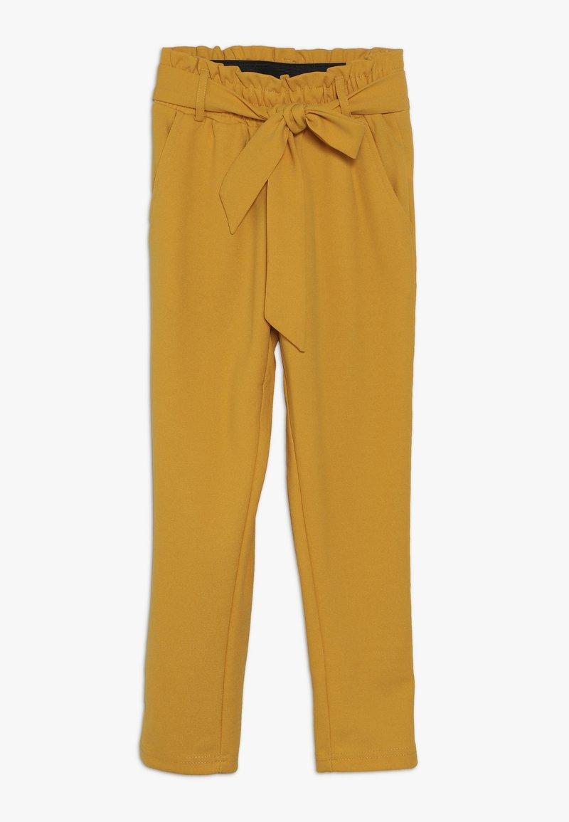D-XEL - MALISSA - Spodnie materiałowe - yellow