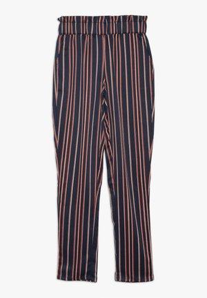 MALISSA - Spodnie materiałowe - darkblue