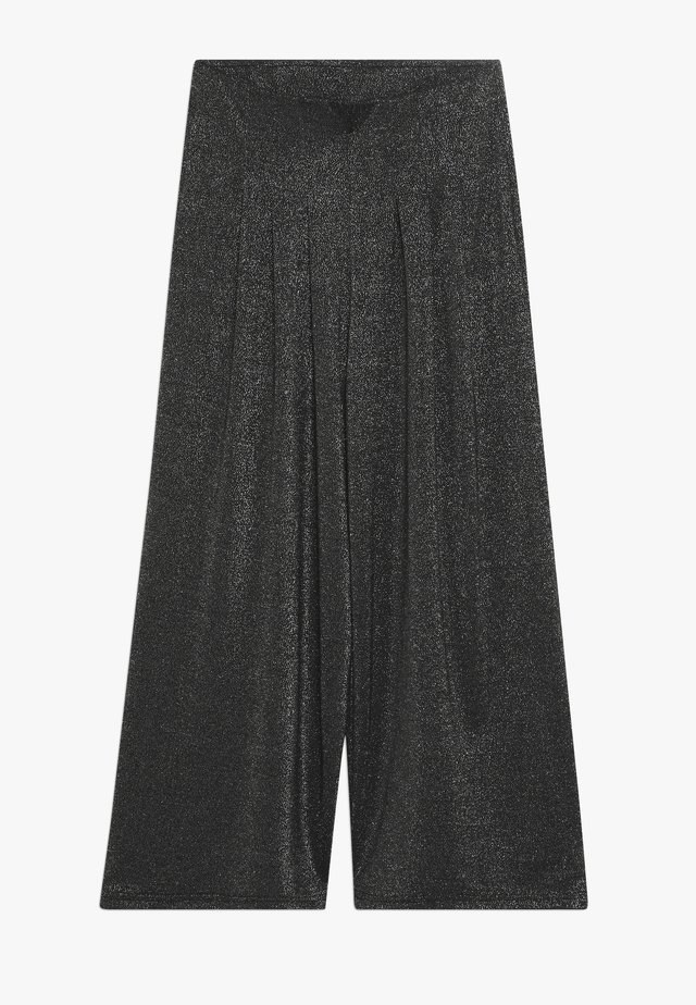 FRANCES CHRISTMAS - Trousers - silver