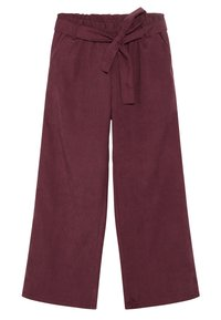 D-XEL - LISSA - Trousers - port royale - 0