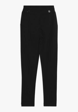 MALISSA - Kalhoty - black