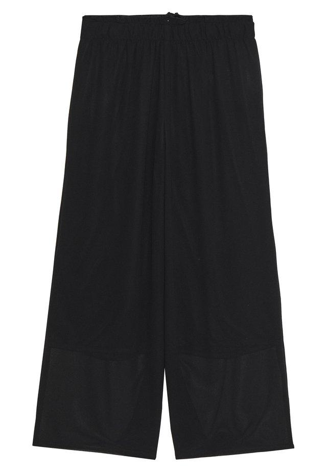DITA - Spodnie materiałowe - black