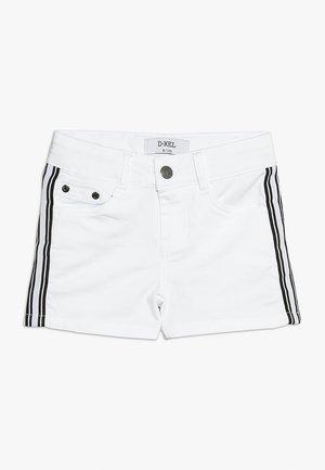 SANDIE  - Jeans Short / cowboy shorts - white