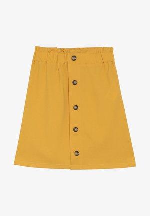 GULLI - Gonna a campana - yellow
