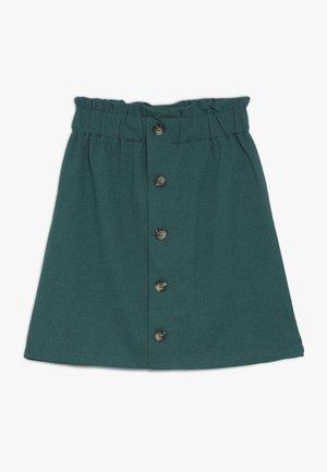 GULLI - Áčková sukně - green