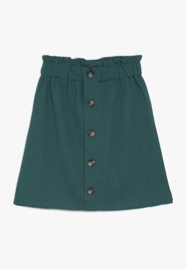GULLI - A-line skirt - green