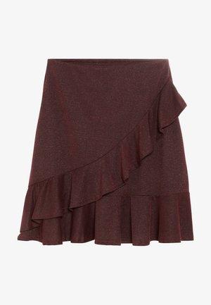 GODA  - A-line skirt - port royale