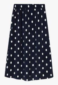 D-XEL - LOVISA - Maxi skirt - navy - 0