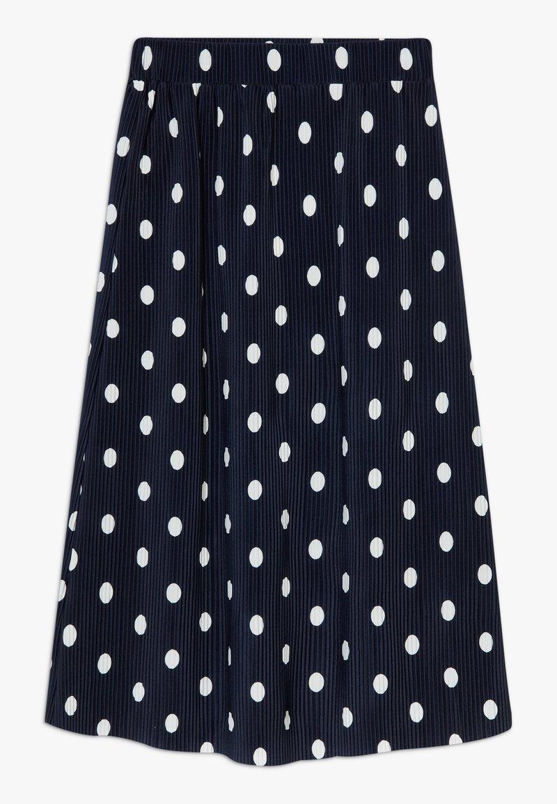 D-XEL - LOVISA - Maxi skirt - navy