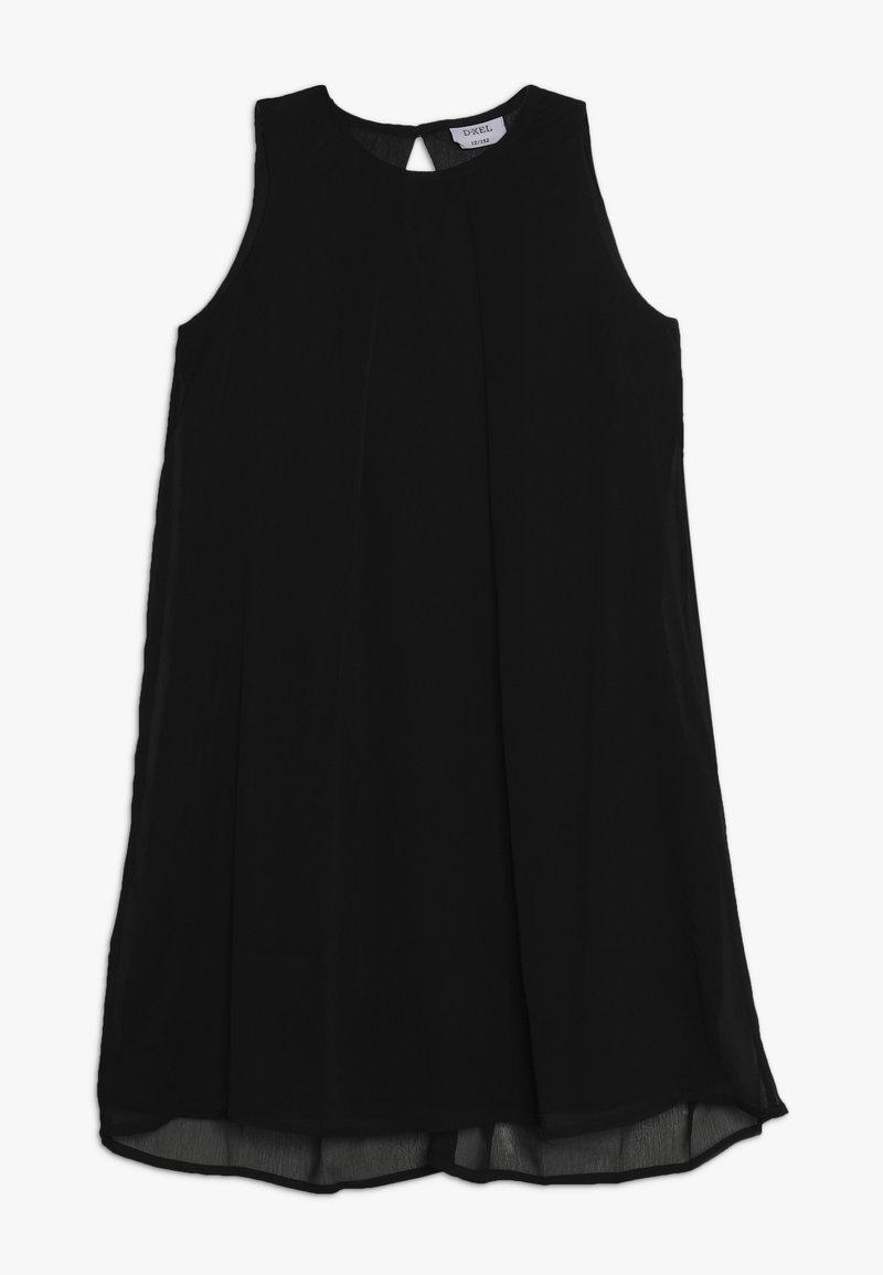 D-XEL - JUDI CHRISTMAS - Cocktailklänning - black