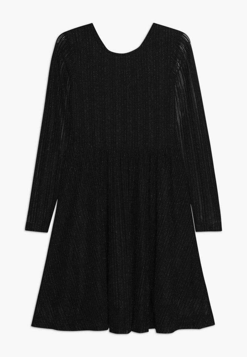 D-XEL - NICCA NEW YEAR - Vestido de cóctel - black