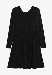 D-XEL - NICCA NEW YEAR - Vestido de cóctel - black - 2