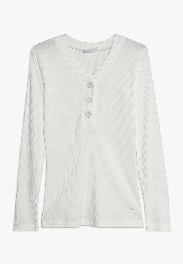 FENG - Maglietta a manica lunga - off-white