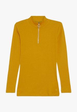 ISMA LONGSLEEVE - Long sleeved top - yellow