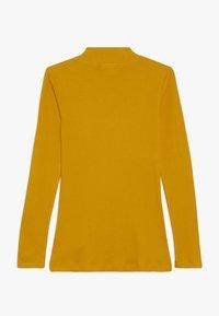 D-XEL - ISMA LONGSLEEVE - T-shirt à manches longues - yellow - 1