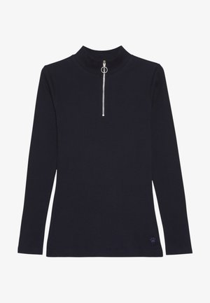 ISMA LONGSLEEVE - Long sleeved top - darkblue
