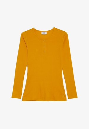 POVLINE - Camiseta de manga larga - yellow