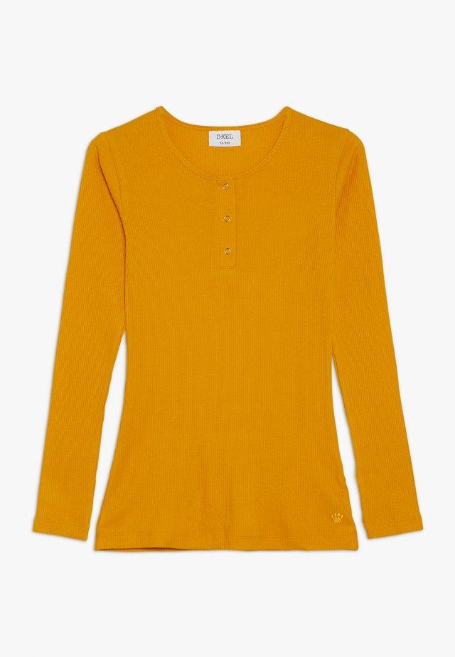 POVLINE - Langærmede T-shirts - yellow