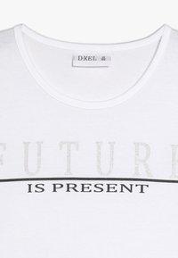 D-XEL - AZRA - Camiseta estampada - white - 3