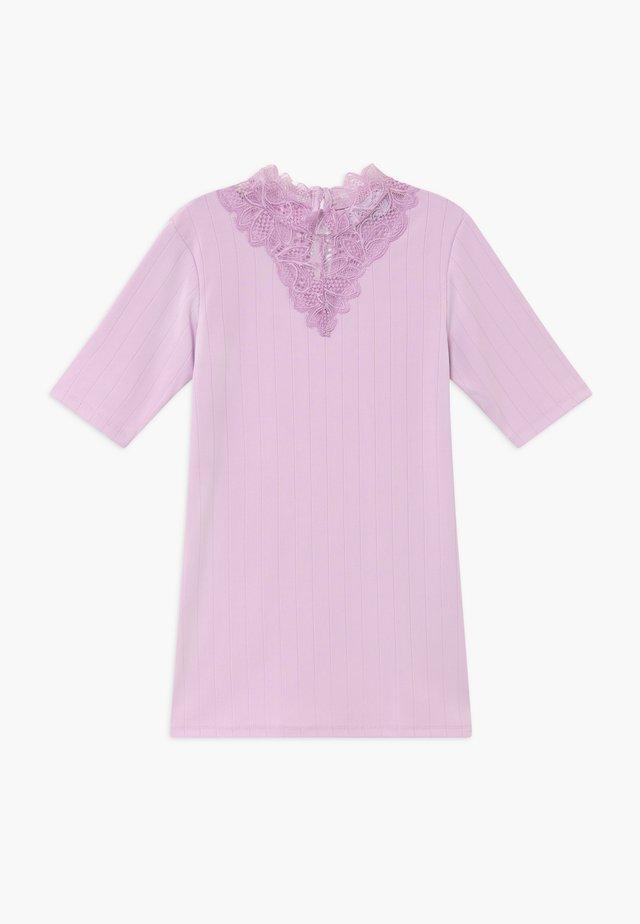 BONJA  - T-shirt con stampa - royal orchid