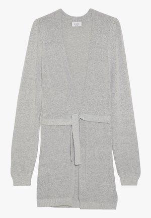CAMILLA - Cardigan - light grey melange