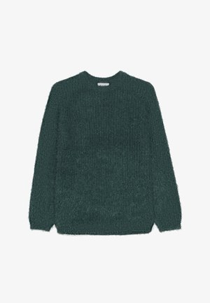 LAZILU - Pullover - bug green