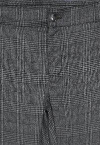 D-XEL - HÅKON  - Kalhoty - black - 3