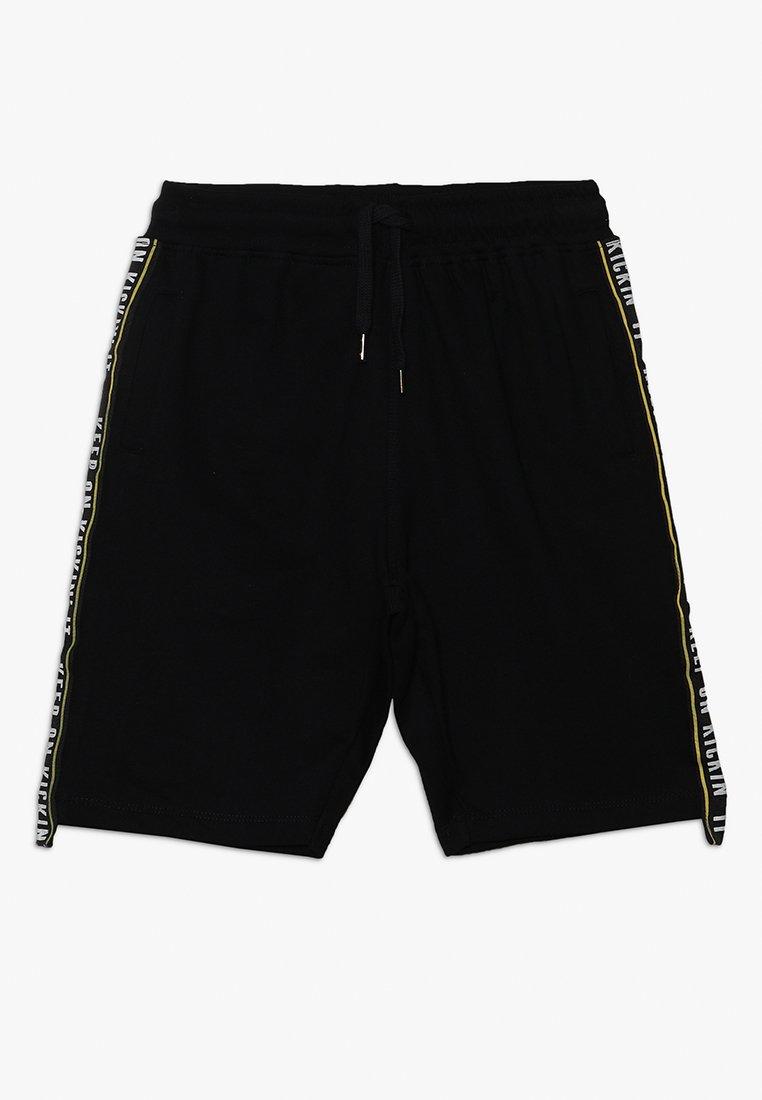 D-XEL - COSMO - Teplákové kalhoty - black