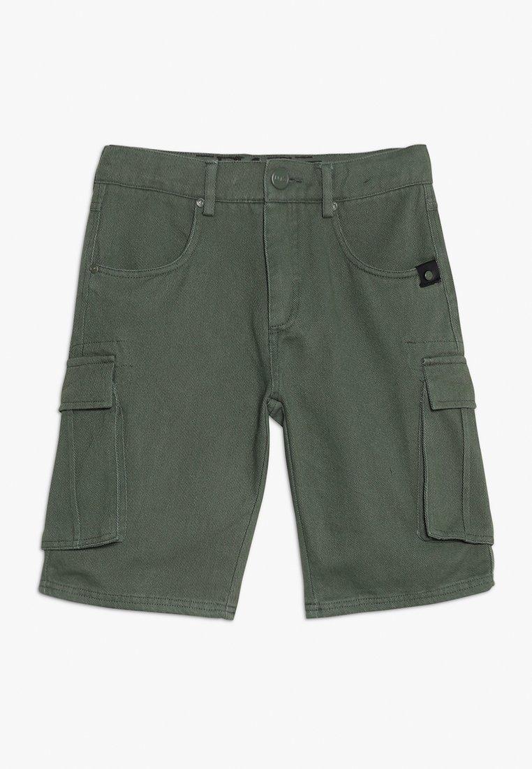 D-XEL - TREVOR - Jeans Shorts - pine green