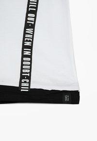 D-XEL - COSMO  - Camiseta estampada - white - 4