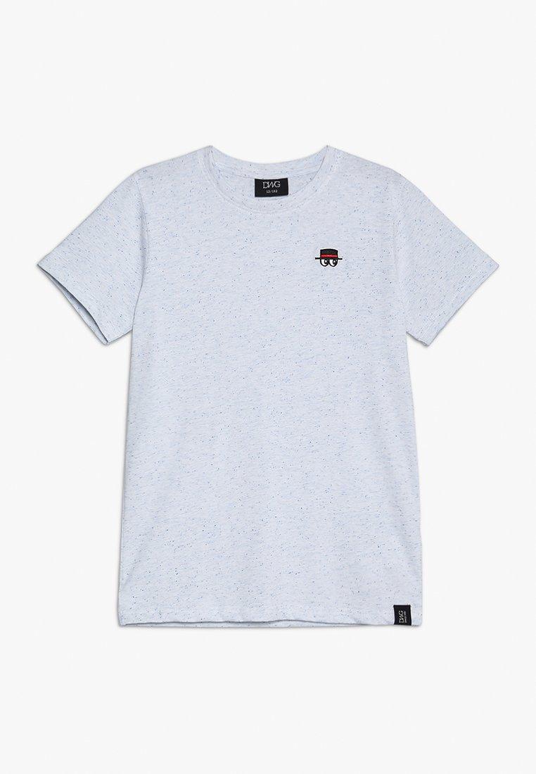 D-XEL - ASHBY - T-shirt imprimé - ultramarina