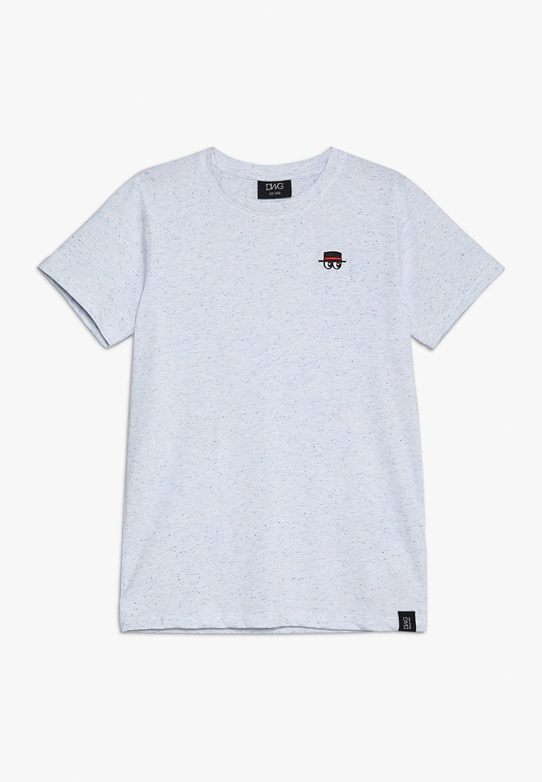 D-XEL - ASHBY - T-shirts print - ultramarina