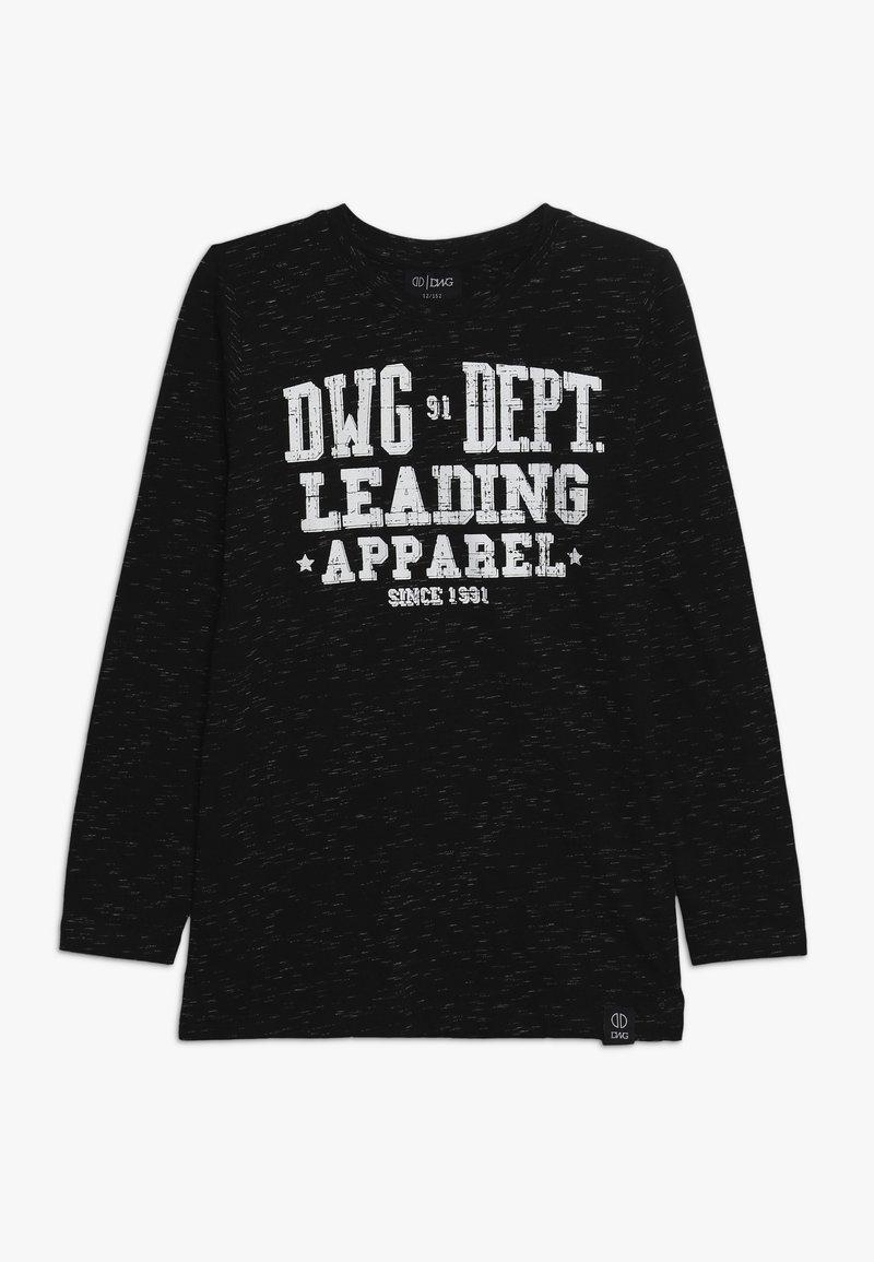D-XEL - FREDIE - Långärmad tröja - black