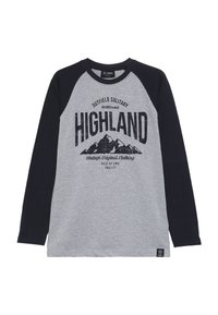 D-XEL - ANDREW - T-shirt à manches longues - blue - 0