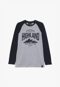 D-XEL - ANDREW - T-shirt à manches longues - blue - 3