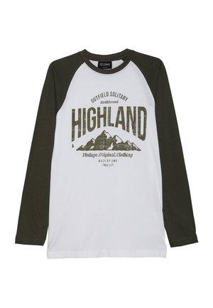 ANDREW - Camiseta de manga larga - green