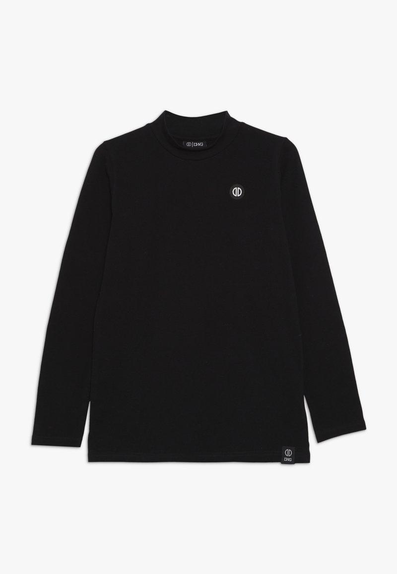 D-XEL - GLOVER - Polo - black